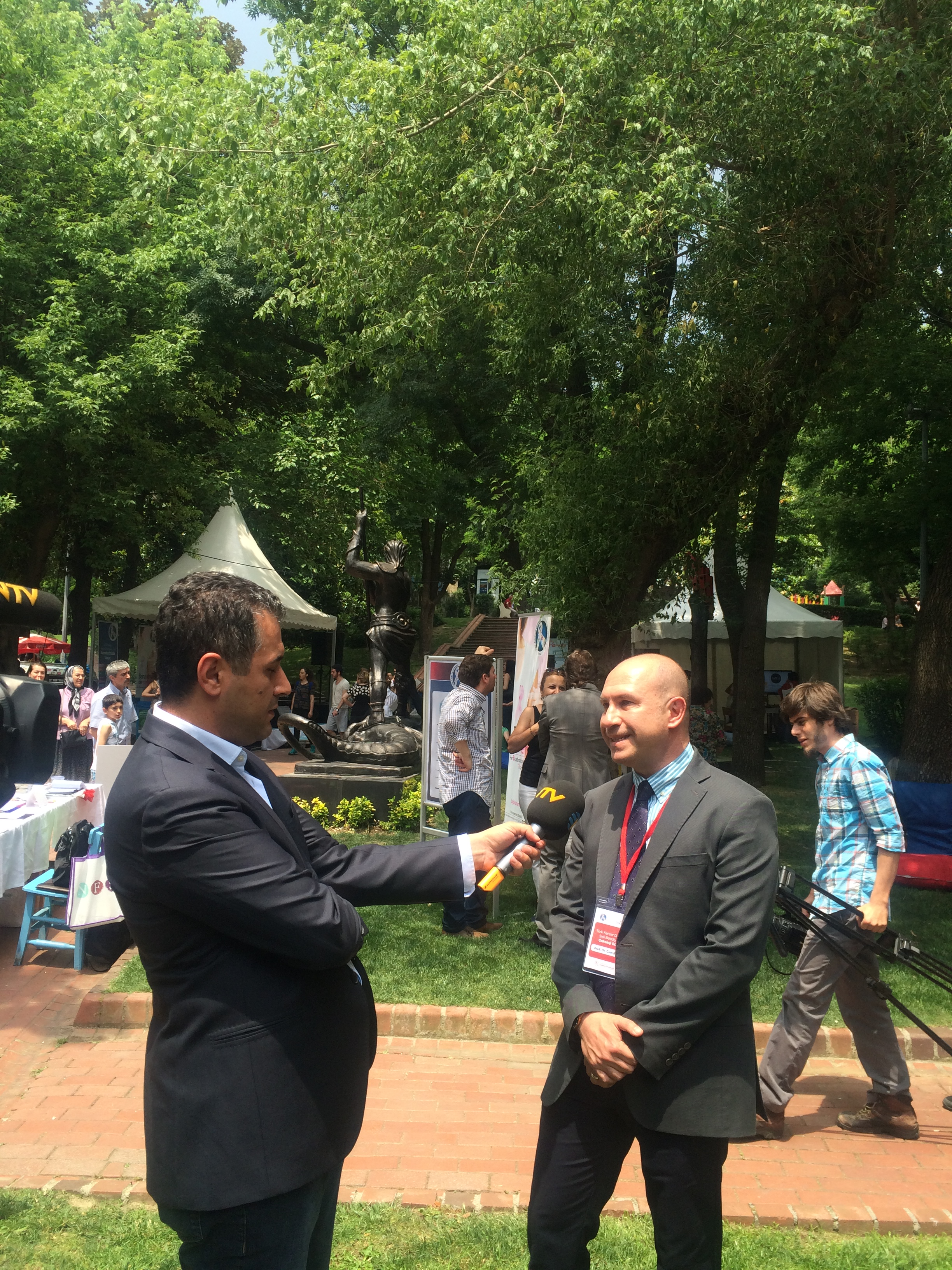 Şişli Belediyesi ile birlikte düzenlediğimiz onkoloji günü - Basında Biz - TÜRK KANSER DERNEĞİ