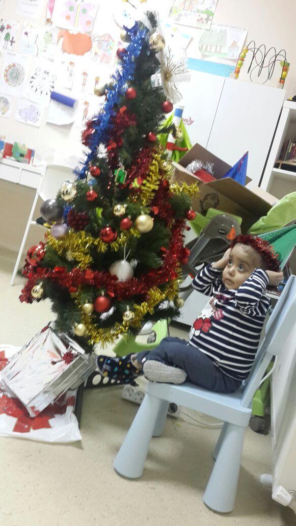 Yeni Yılda Miniklerimizi Ziyaret Ettik - TÜRK KANSER DERNEĞİ
