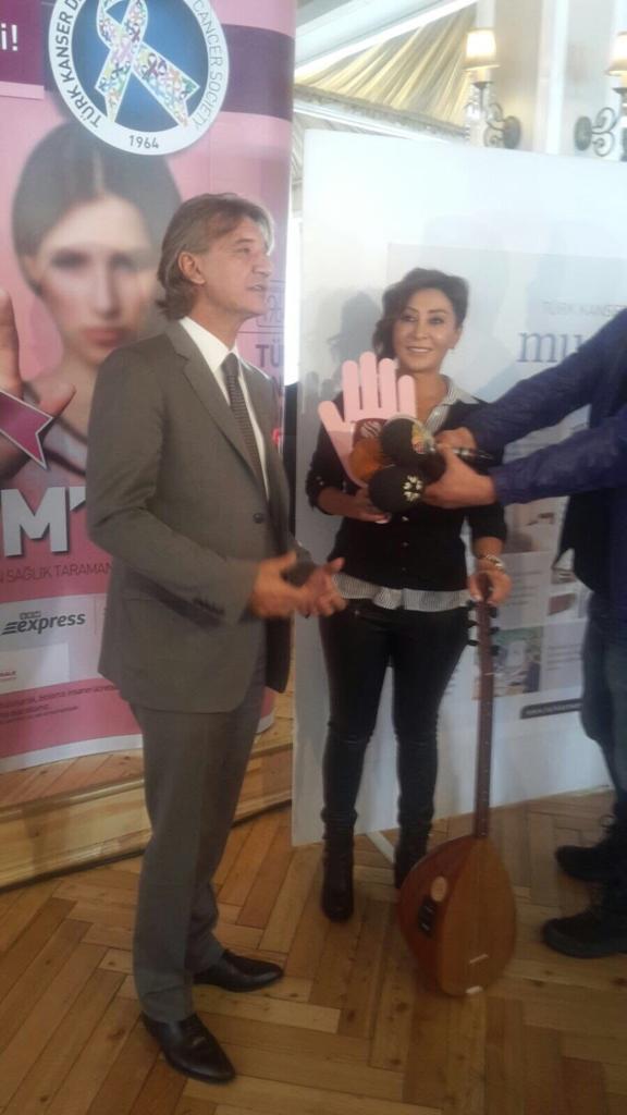 2017 Basın Toplantısı - TÜRK KANSER DERNEĞİ