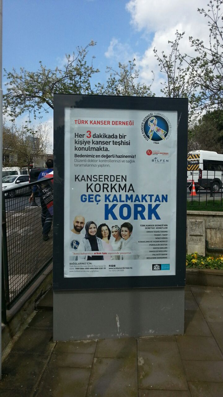 2018 Farkındalık Çalışmaları - TÜRK KANSER DERNEĞİ