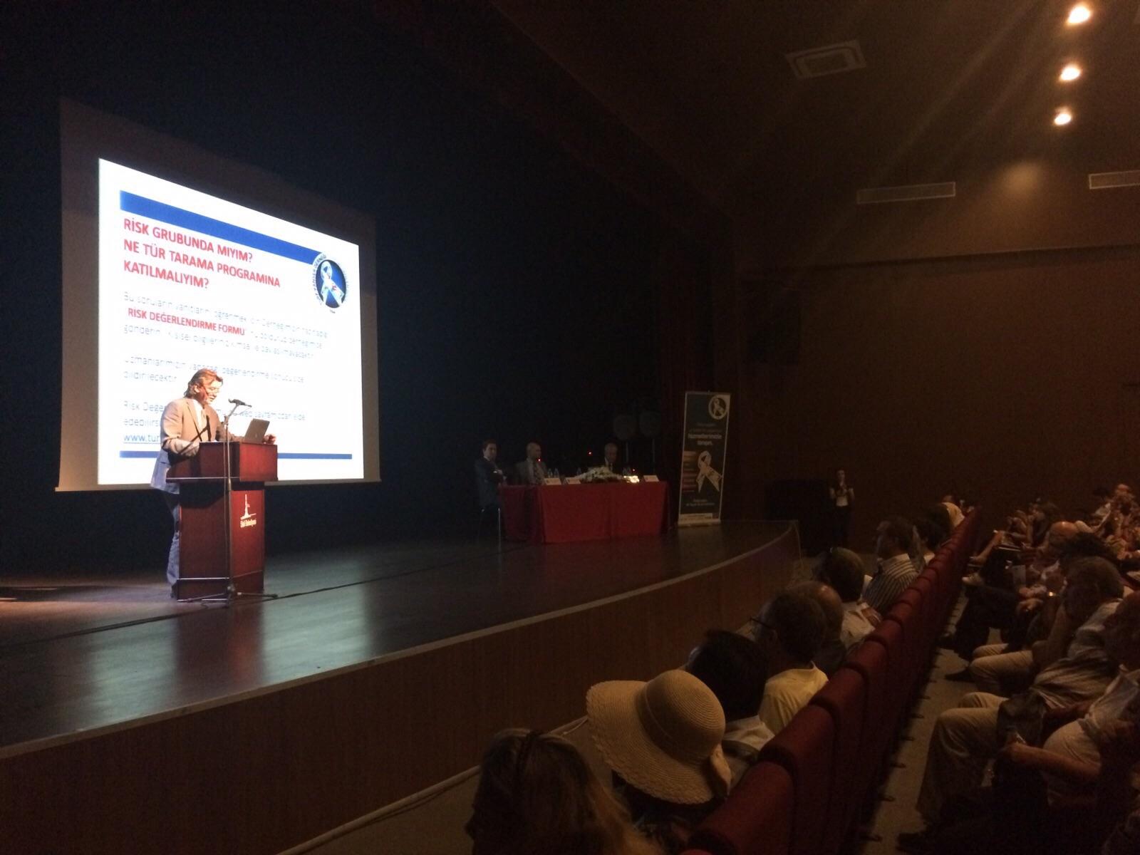 2015 Basın Toplantısı - TÜRK KANSER DERNEĞİ