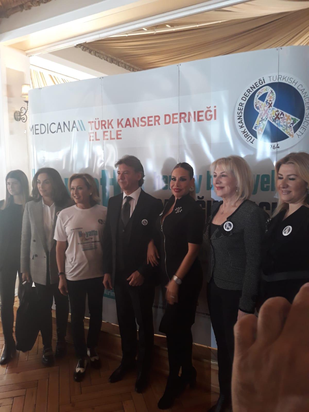 2019 Basın toplantısı - TÜRK KANSER DERNEĞİ